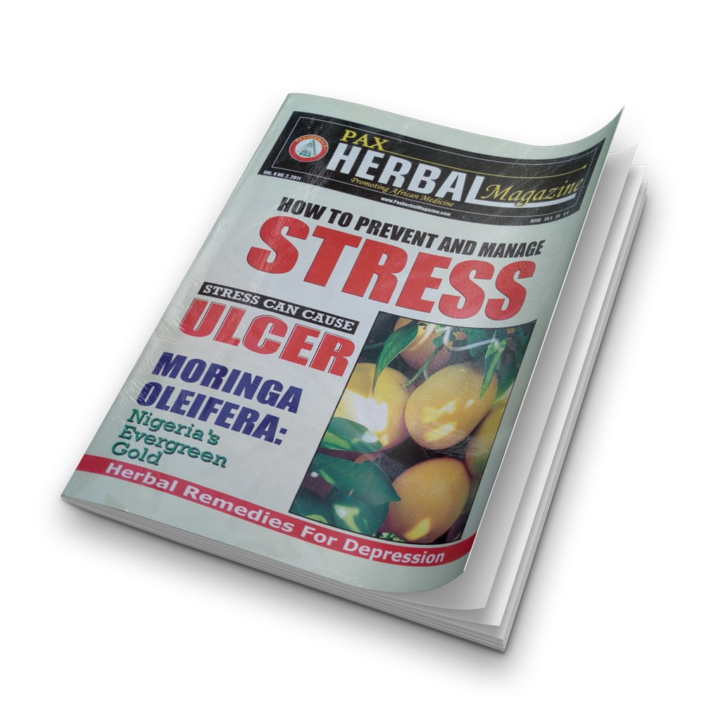 Paxherbal magazine (Stress) product image